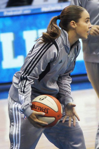 becky hammon warming up by kamau123-d47x0fq