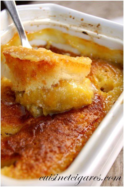 Gratin Prunes Jaunes 4