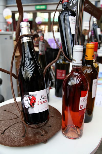 Salon des vignerons ind pendants de nice 2013 le blog de - Salon des vignerons independants nice ...