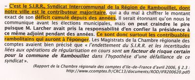 Extrait 1 tract mars 2008