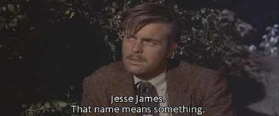 The True Story of Jesse James - Robert Wagner 1