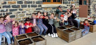 L'équipe de Jardiniers