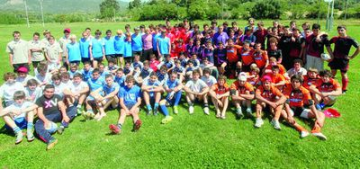 France UNSS rugby Corse