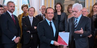 Hollande Jospin