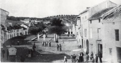 1910 - Badolatosa Plaza de la Constitución