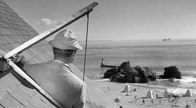 Jacques Tati - Mr Hulot