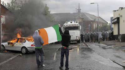 irish rioters