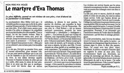 Nouvel Obs Eva Thomas p.32