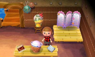 Animal Crossing New Leaf Les Meubles De L 39 Le Quilaztli