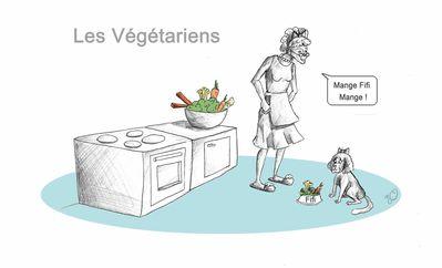 Les Végétariens (1)