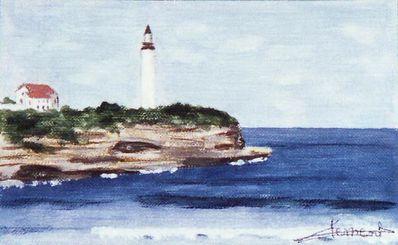Phare de biarritz huile le blog de maryl ne clement - Phare de biarritz ...