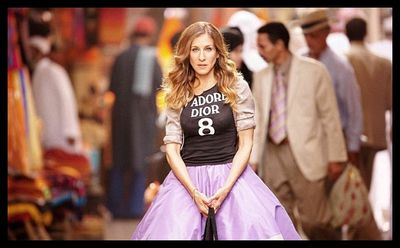 Sarah Jessica Parker - Sex and the city 2 - Dior