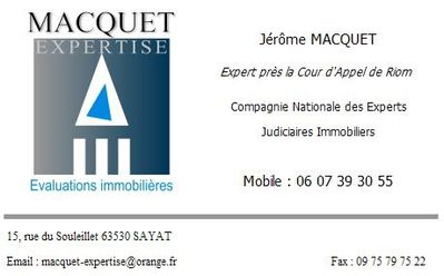 Macquet Expertise 3