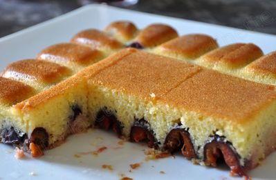 gateau prunes 2