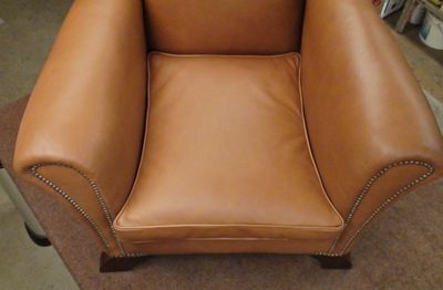 Fauteuil Club coussin