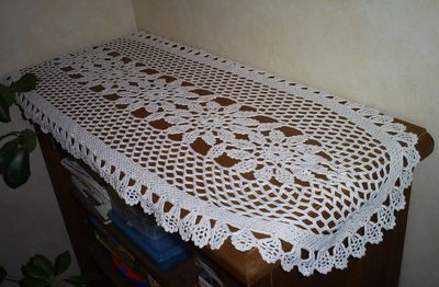 Chemins De Table Nappes Le Blog De Anne