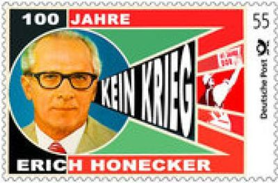 Honecker-timbre