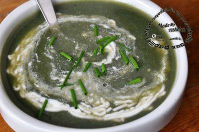 Soupe fanes de radis vitelotte oignon logo
