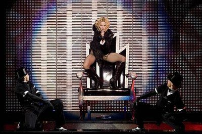 Madonna, Alex Rodriguez in Mexico City