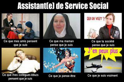 social service assistant