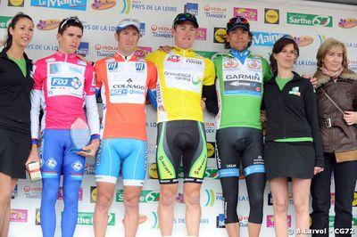 Circuit de la Sarthe podium 2012JPG