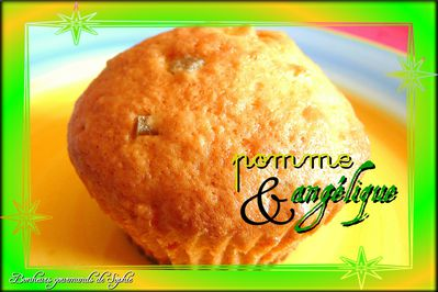 muffins pomme angelique