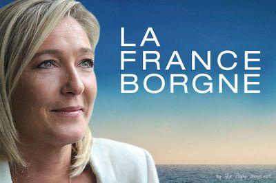 LePen France Borgne