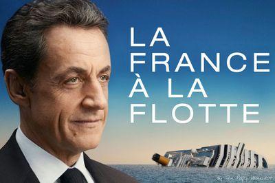 Sarko France Flotte