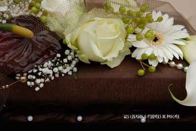 Centre table mariage Carolann CLA0363-1
