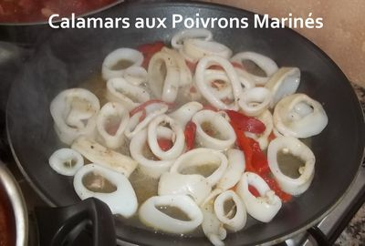 Calamars poivrons 1