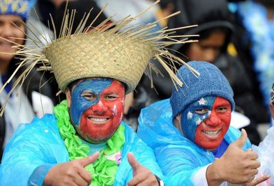 Supporters samoans