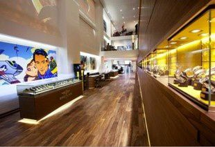 Breitling new york flagship 2011