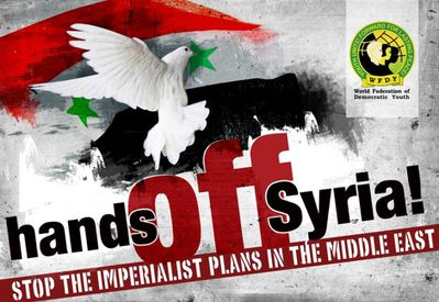 hands off syria2