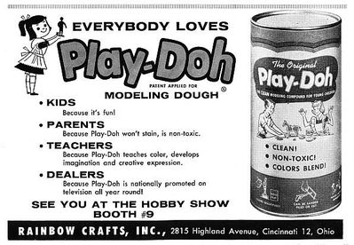 Pub US Play-Doh1958
