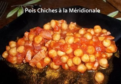 Pois chiches 1