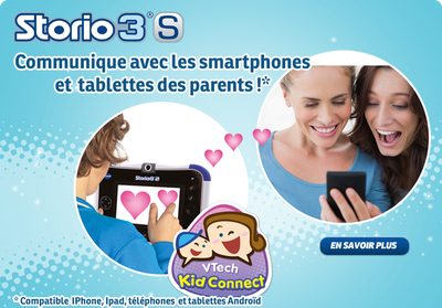 Storio 3s kid-connect