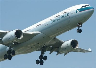 Cathay Pacific-A330-300