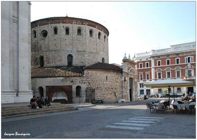 Brescia Rotonda Duomo Vecchio
