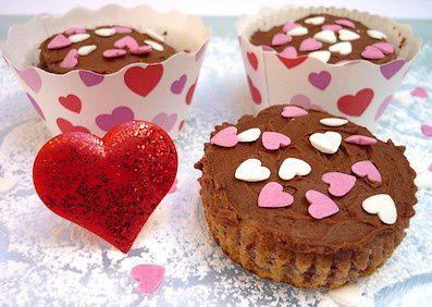 Cupcakes Chocolat & Fruits Rouges