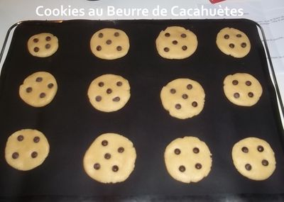Cookies cacahuetes 1