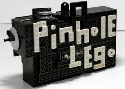 Pinhole Lego Camera 1