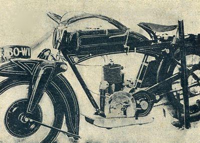 1921 Louis Clément 350 T304