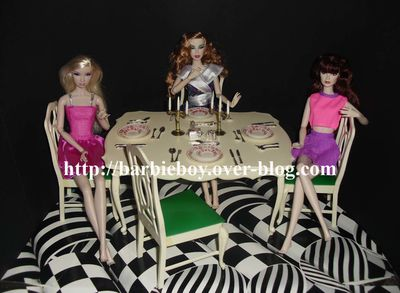 Sindy's Dining Table