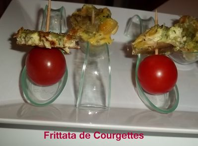 Frittata courg 2