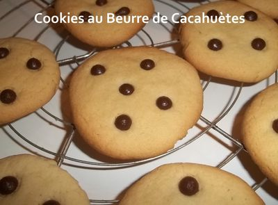 Cookies cacahuetes 2