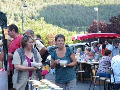 belcaire aout 2009 fête locale 11