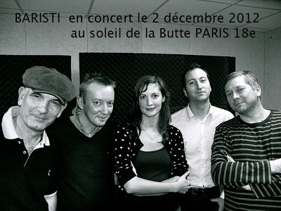 Baristi Jazz-Band