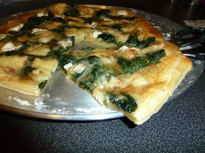 tarte feuill. pinard chvre (5)