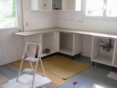 Accessoires cuisine accessoires cuisines - Meuble cuisine a poser sur plan de travail ...
