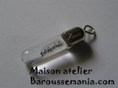 pendentif bijoux grain de riz
